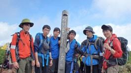 第28回札幌地区高等学校春季登山大会