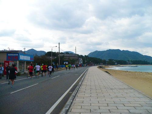 維新の里萩城下町マラソン2