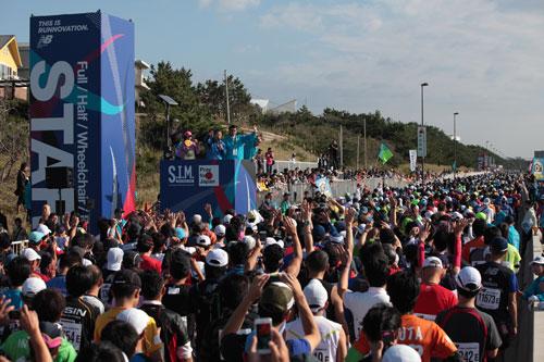 第9回湘南国際マラソンその2