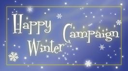 Happy Winter Campaign