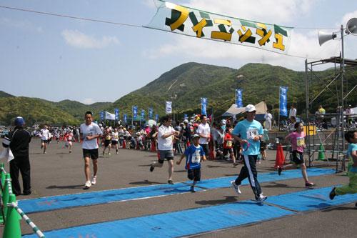 第27回美浜・五木ひろしマラソン5