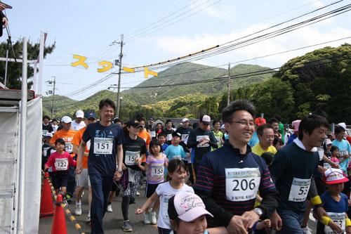第27回美浜・五木ひろしマラソン3