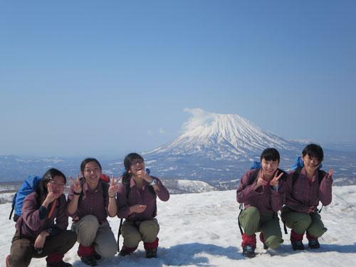 第53回札幌支部高等学校登山選手権大会1