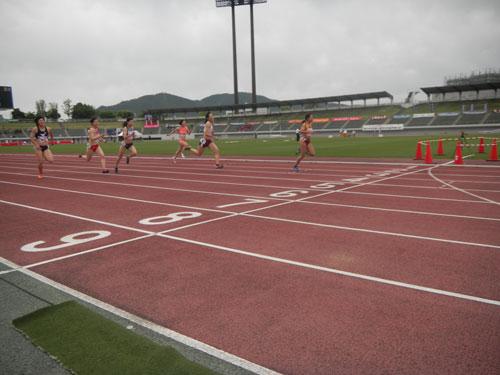 第68回西日本学生陸上競技対校選手権大会2