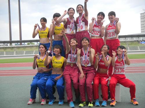 第68回西日本学生陸上競技対校選手権大会1