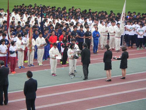 第68回西日本学生陸上競技対校選手権大会3